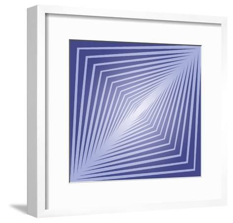 Modern Geometrics J-GI ArtLab-Framed Art Print