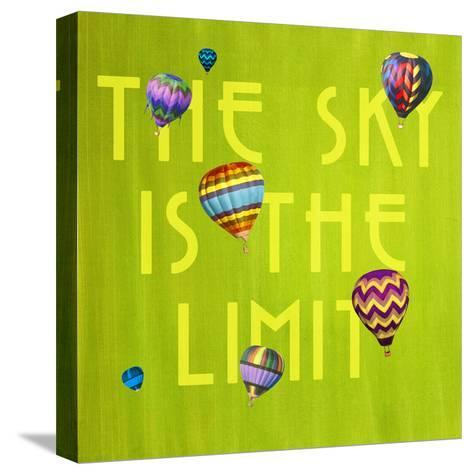 The Sky is the Limit-GI ArtLab-Stretched Canvas Print
