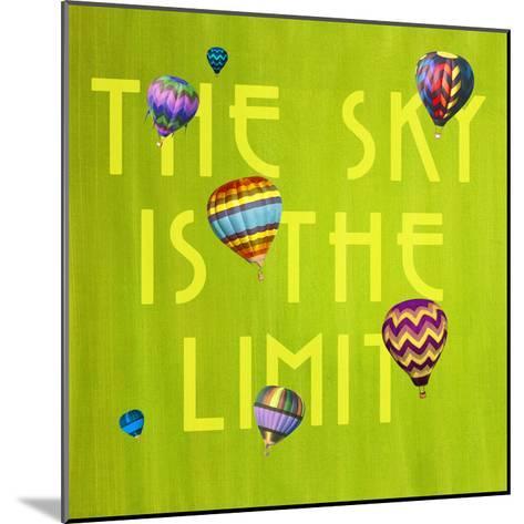 The Sky is the Limit-GI ArtLab-Mounted Premium Giclee Print