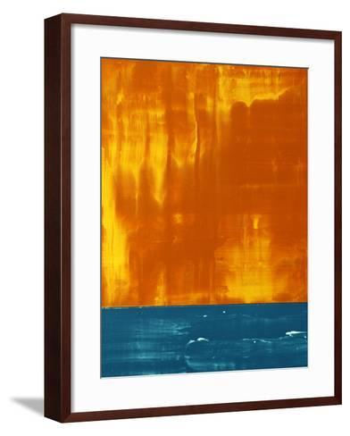 Color Field D-GI ArtLab-Framed Art Print
