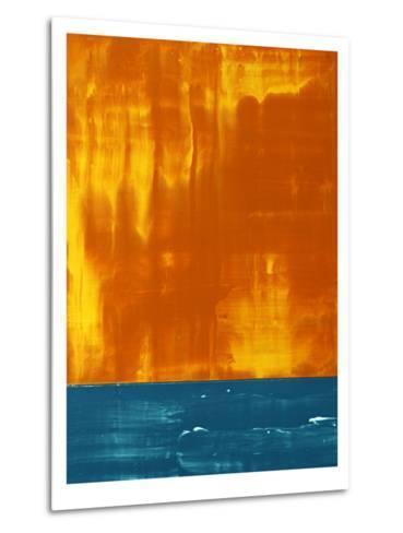 Color Field D-GI ArtLab-Metal Print