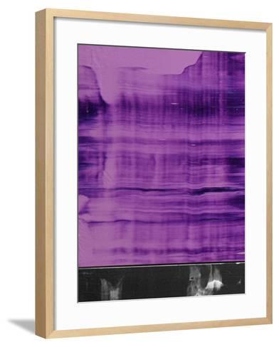 Color Field E-GI ArtLab-Framed Art Print