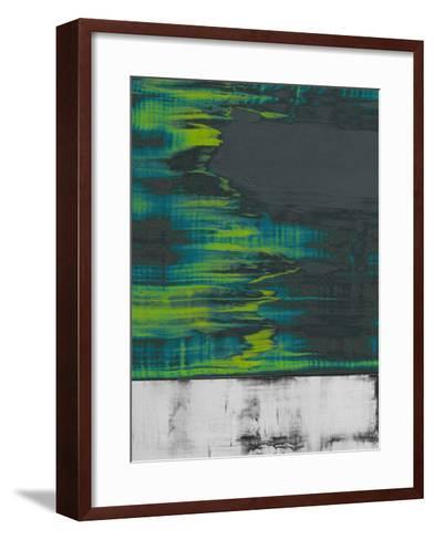 Color Field I-GI ArtLab-Framed Art Print