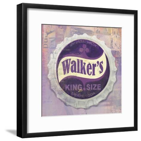 Grape-Cory Steffen-Framed Art Print