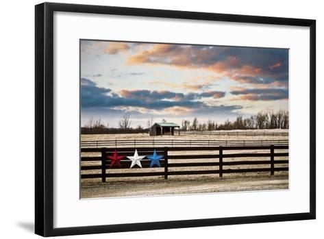 Three Star Farm-Arabella Studios-Framed Art Print