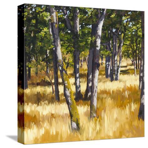 Woodlands Bright-Sarah Waldron-Stretched Canvas Print