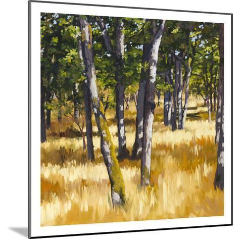Woodlands Bright-Sarah Waldron-Mounted Premium Giclee Print