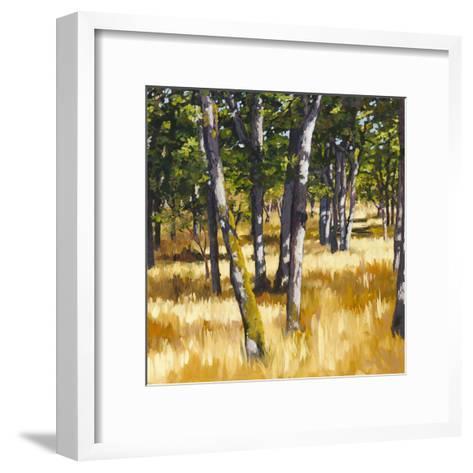 Woodlands Bright-Sarah Waldron-Framed Art Print