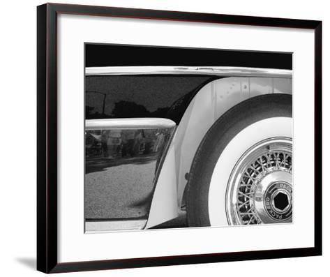 Auto-Retro III- Lependorf-Shire-Framed Art Print