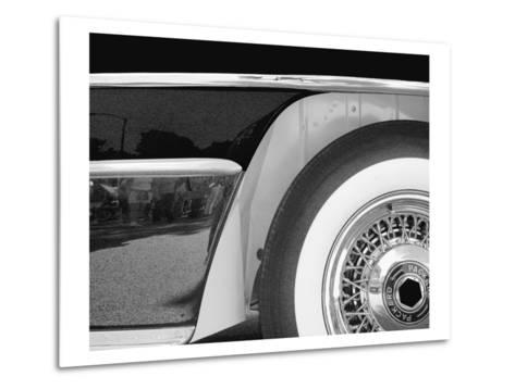 Auto-Retro III- Lependorf-Shire-Metal Print