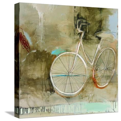 Cozy Bike-Patrick Wright-Stretched Canvas Print