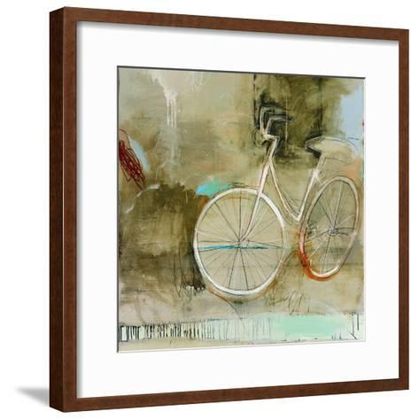Cozy Bike-Patrick Wright-Framed Art Print