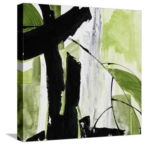 Forest View 2-Chris Paschke-Stretched Canvas Print