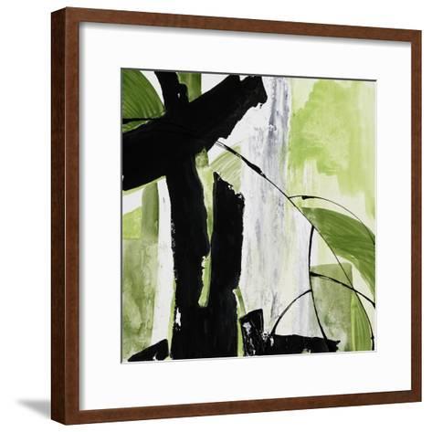 Forest View 2-Chris Paschke-Framed Art Print