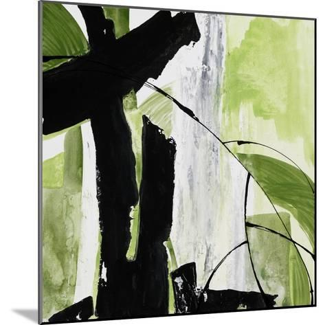 Forest View 2-Chris Paschke-Mounted Premium Giclee Print