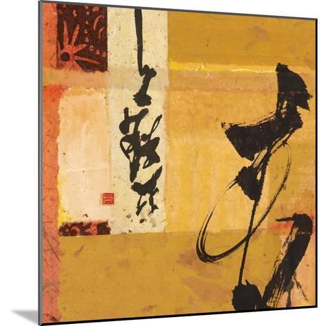Sunrise 1-Chris Paschke-Mounted Premium Giclee Print