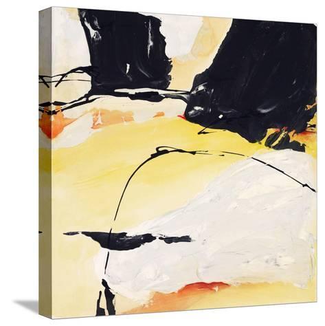 Santa Fe 1-Chris Paschke-Stretched Canvas Print