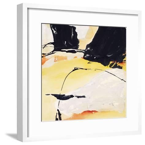 Santa Fe 1-Chris Paschke-Framed Art Print