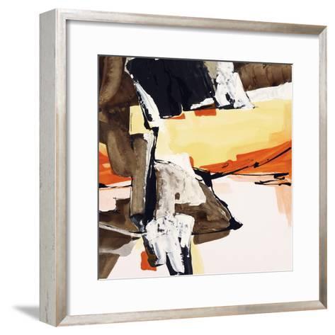 Sunset View 2-Chris Paschke-Framed Art Print