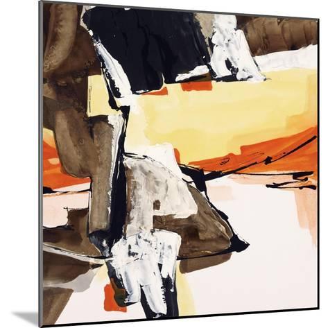 Sunset View 2-Chris Paschke-Mounted Premium Giclee Print