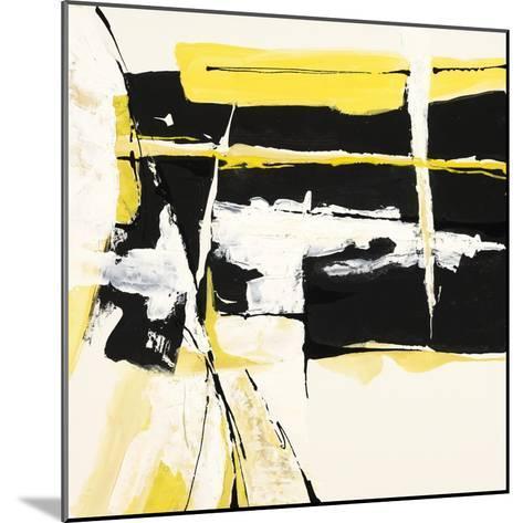 Box Canyon-Chris Paschke-Mounted Premium Giclee Print