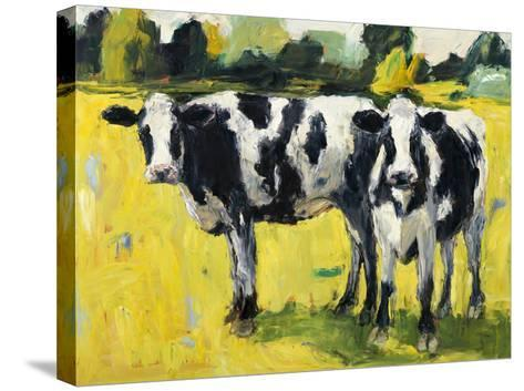 Dairy Farm III-Dale Payson-Stretched Canvas Print