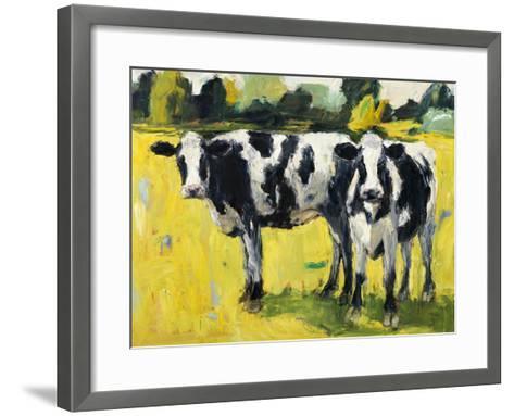 Dairy Farm III-Dale Payson-Framed Art Print