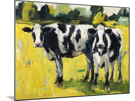 Dairy Farm III-Dale Payson-Mounted Premium Giclee Print
