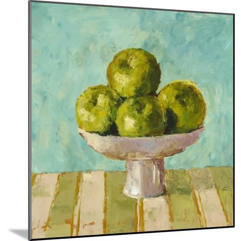 Fruit Bowl II-Dale Payson-Mounted Premium Giclee Print