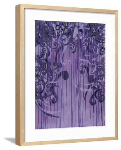 In the Thistles 5-Sid Rativo-Framed Art Print