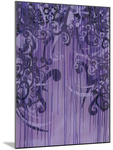 In the Thistles 5-Sid Rativo-Mounted Premium Giclee Print