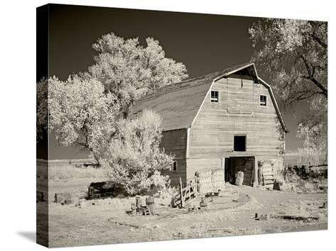 Barn 1-M.B. Phelps-Stretched Canvas Print