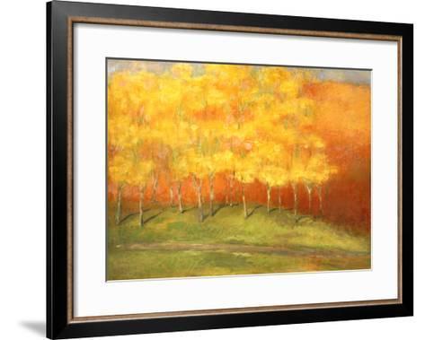 Maple Road- Vasil-Framed Art Print