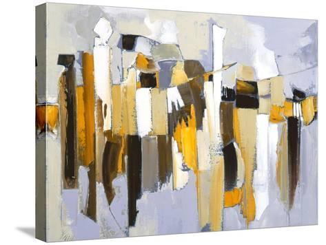 Rythme-Vilbo-Stretched Canvas Print