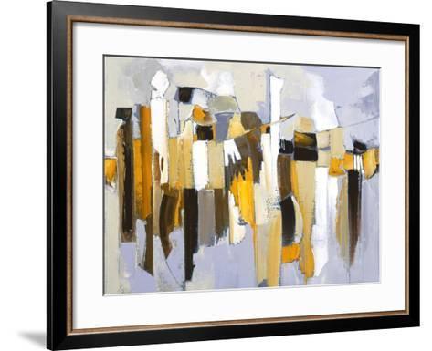 Rythme-Vilbo-Framed Art Print