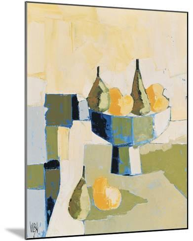 Coupe au 4 fruits-Vilbo-Mounted Premium Giclee Print