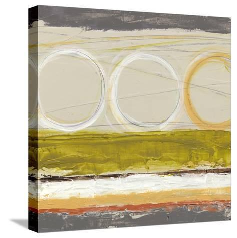 Tangent II-Erica J^ Vess-Stretched Canvas Print