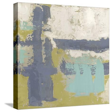 Chelsea Abstract I-Megan Meagher-Stretched Canvas Print