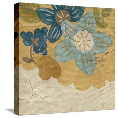 Sunshine Tapestry II-Chariklia Zarris-Stretched Canvas Print
