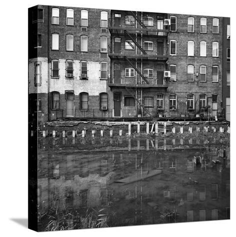 Not Venice-Evan Morris Cohen-Stretched Canvas Print