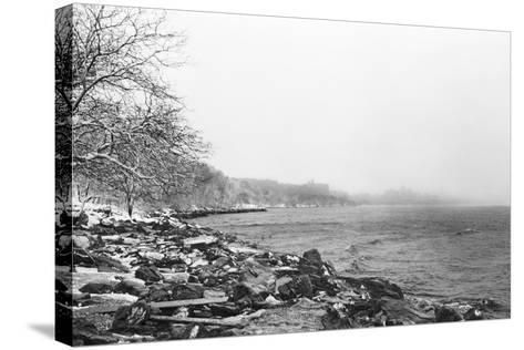 Shoreline-Evan Morris Cohen-Stretched Canvas Print