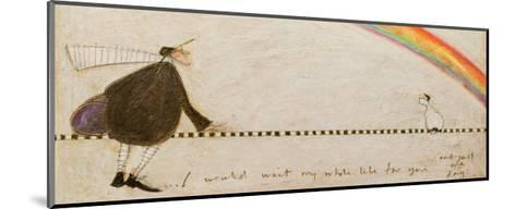 I Would Wait My Whole Life for You-Sam Toft-Mounted Giclee Print