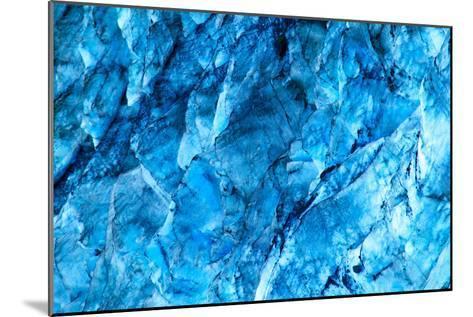 Ice Slice-Howard Ruby-Mounted Photographic Print