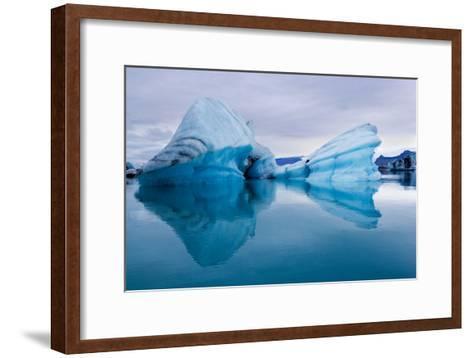 Ice Sculpture-Howard Ruby-Framed Art Print