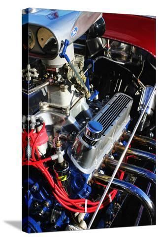 Hot Rod I-Alan Hausenflock-Stretched Canvas Print