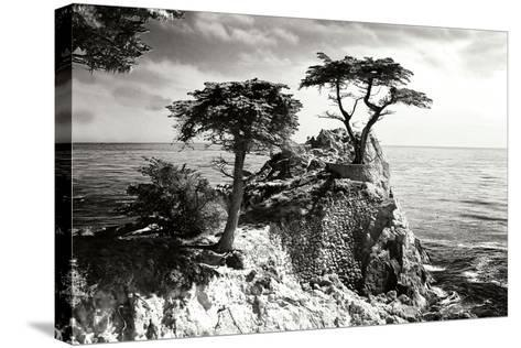 Ocean Cliff I-Alan Hausenflock-Stretched Canvas Print