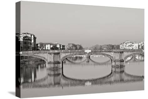 Tuscan Bridge III-Rita Crane-Stretched Canvas Print