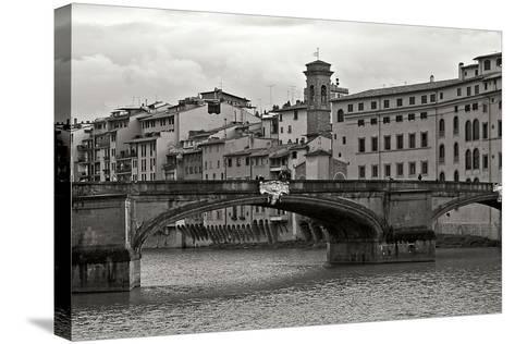 Tuscan Bridge IV-Rita Crane-Stretched Canvas Print