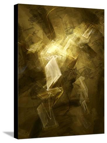 Fractal Light I-Alan Hausenflock-Stretched Canvas Print