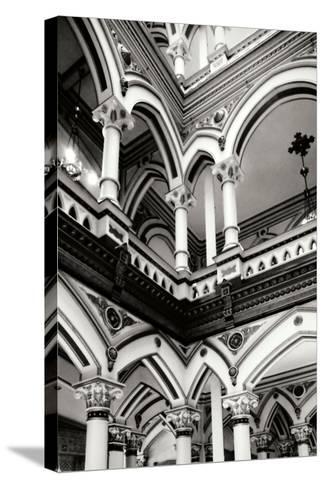 Moorish Balconies II-Alan Hausenflock-Stretched Canvas Print